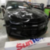 Camaro Paint Protection
