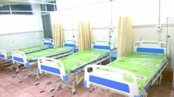 Four bed ICU