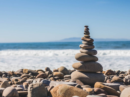 GETTING YOUR LIFE IN BALANCE