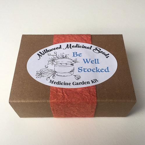 BE WELL STOCKED- Medicinal Garden Kit