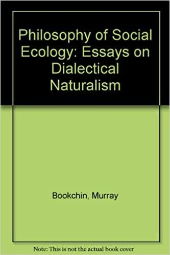 Dialctical Naturalism