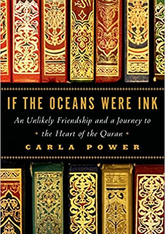 If the Oceans Were Ink