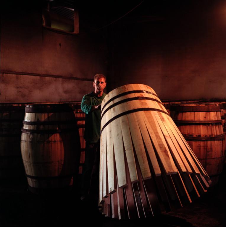 building the cask