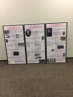 WWII Project Panels