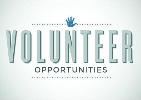 Volunteers needed for fundraiser, tournaments