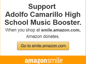 35days until Christmas; Shop at Amazon Smile and help ACHS Music