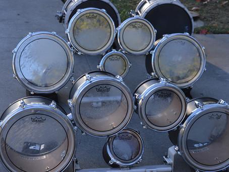 Drumline prepares for Feb., 25 Competition