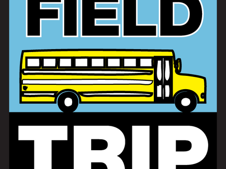 Field Trip Permission Forms due Sept. 29
