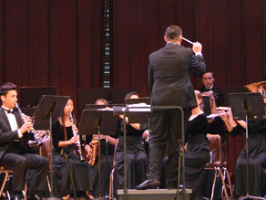 Concert, Symphonic bands to compete at festival