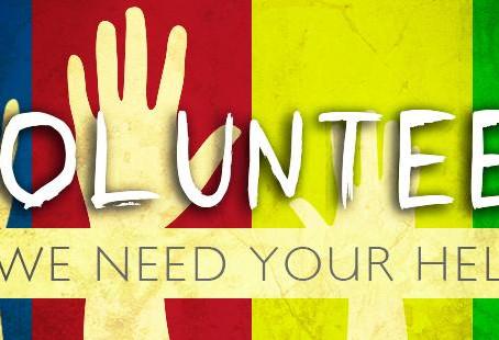 Volunteers stillneeded for vital positions