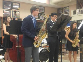 Jazz Bands concert set forTuesday, May 23