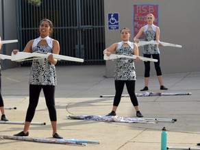Winter Guard captures first at Monrovia show