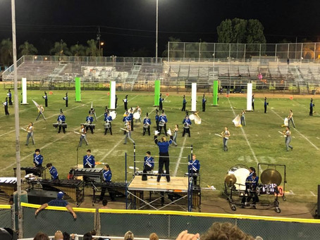 Band to play halftime show Friday night