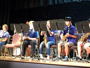 Jazz Ensemblesplay at Leisure Village