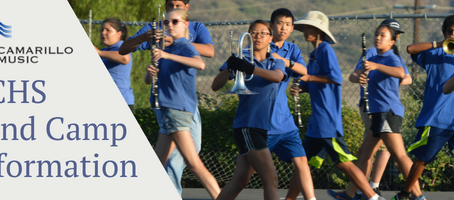 What you need to know for Band Camp II, Aug. 13-24