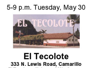 El Tecolote Restaurant Night set forMay 30