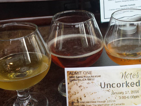 Notes Uncorked set for Jan. 29