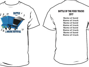 Pre-order your festival T-shirt today!