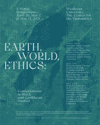 1 Earth, World, Ethics-entire event post