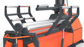 IMT2351 - MB 275 – 2100 NC Hydraulic Plate Roll Bending Machine