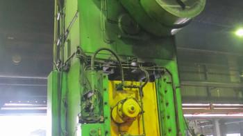 IMT2312 - KURIMOTO COINING PRESS 350T