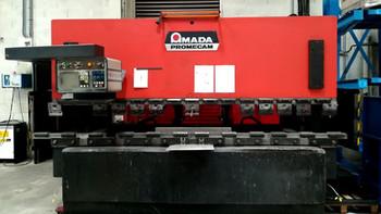 IMT2310 - 125 x 3000 AMADA PROMECAM CNC PRESS BRAKE