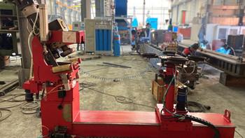 IMT2341 - UPGRADED SHUIPO IRREGULAR SHAPE  FLANGING MACHINE