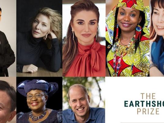 Earthshot Prize, 50 soluzioni per l'ambiente entro 2030