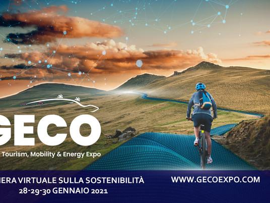 Al via GECO, prima fiera virtuale in 3D sulla sostenibilità