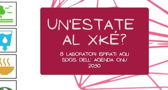 Laboratori su SDGs Agenda 2030 per bimbi e ragazzi
