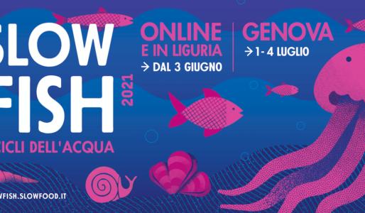 Biodiversità sommersa, il webinar aspettando Slow Fish 2021
