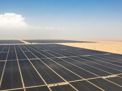 Energia solare, Abu Dhabi avrà la più grande centrale al mondo