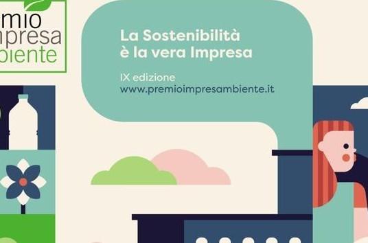 Premio Impresa Ambiente, dal 1° luglio aperte le candidature alla IX edizione
