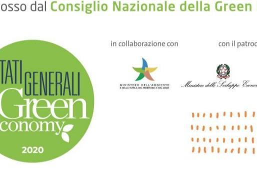 Green Economy per il rilancio, al via Stati Generali 2020