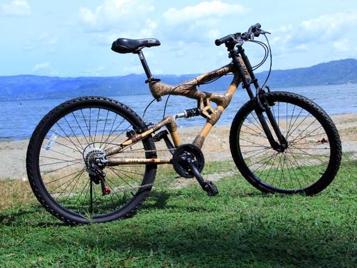 Le bici in bambù che stanno cambiando il Ghana