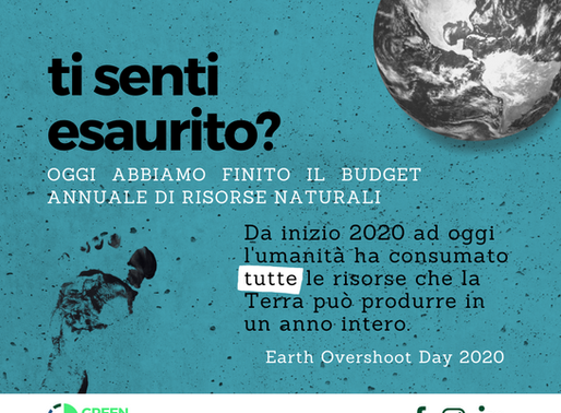 Stiamo consumando 1,6 pianeti Terra