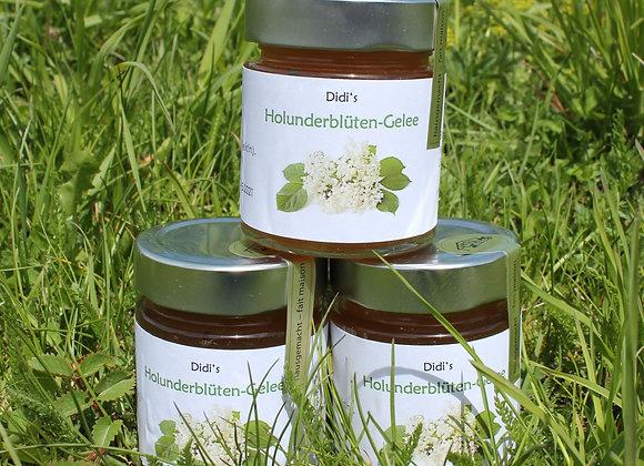 Didi's Holunderblüten-Gelee, 220 ml