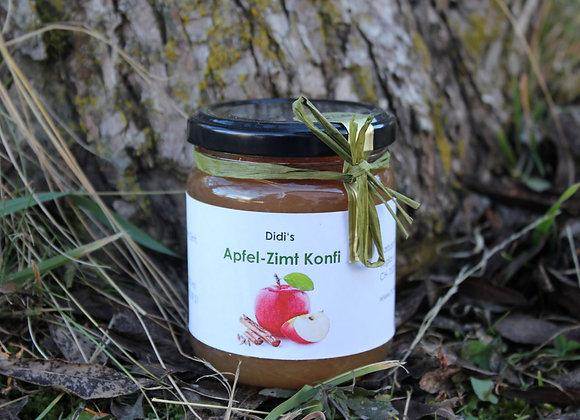 Apfel-Zimt-Konfi