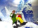 Giant SnowGlobe Greenville
