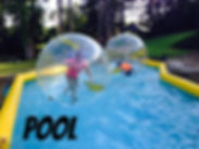 Zoomball in your pool