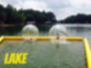 Zoomball in your lake