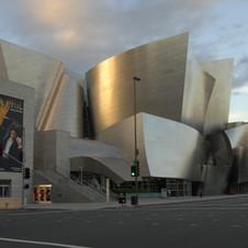 Disney Hall in LA