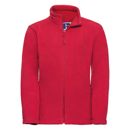 Braddock Fleece with School logo