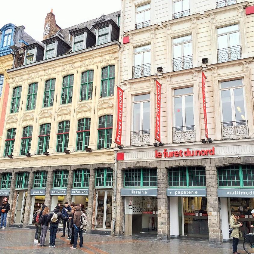 Elise GAVEAU au Furet de Lille