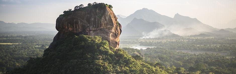 Sigiriya Lion Rock fortress and landscape in Sri Lanka..jpg