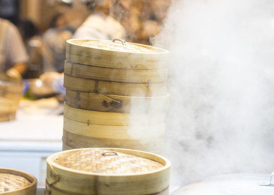 Heidi Dugan's China Culinary Tour.