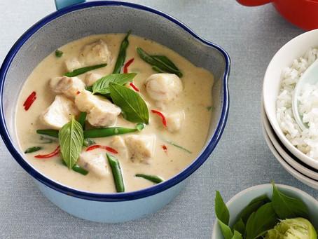 Recipe: Thai Green Curry Barramundi