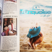 Turquoise Magazine - Août 2016