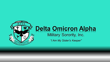 Delta Omicron Alpha Military Sorority, Inc.