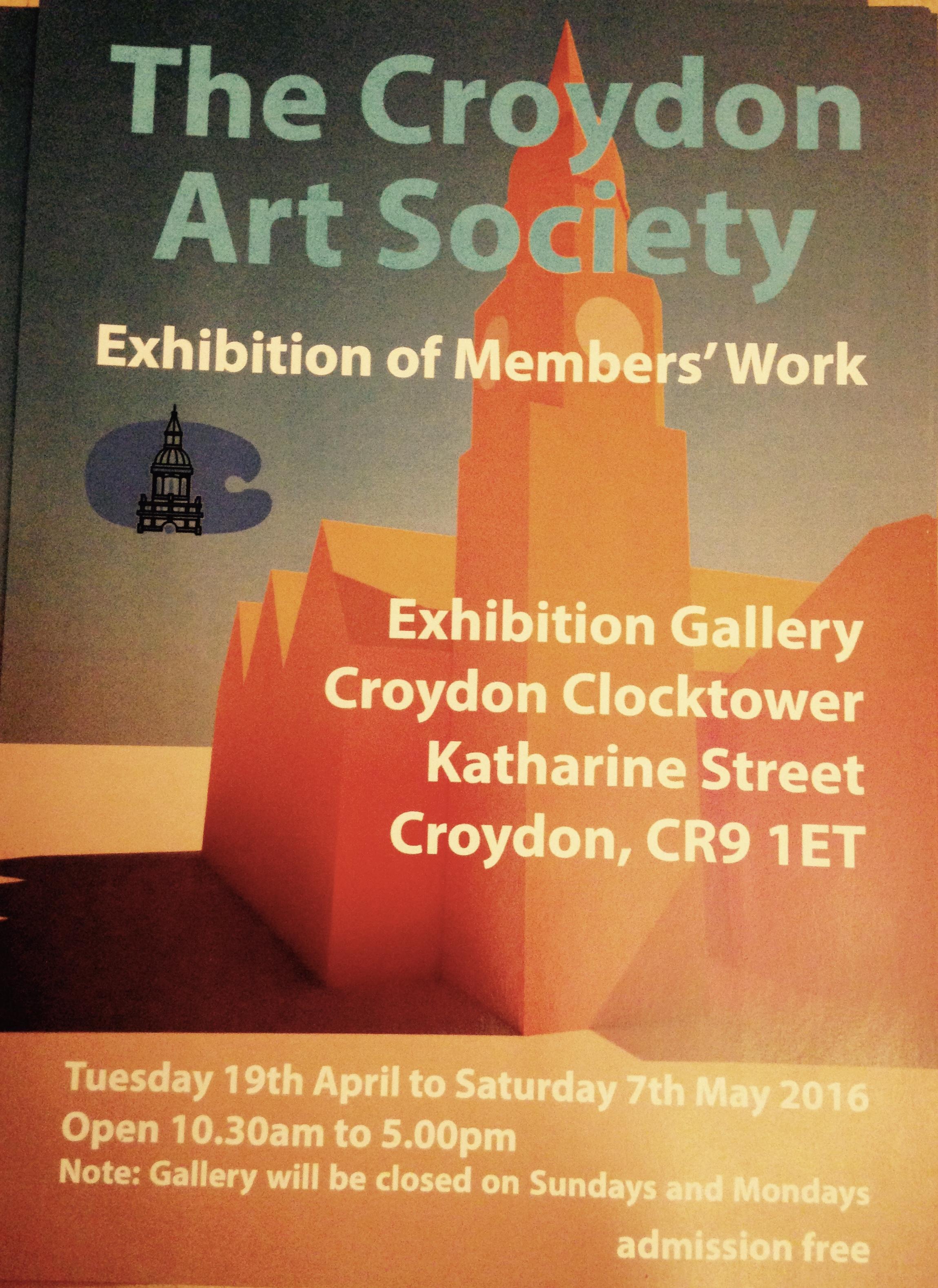 The Croydon Art Society